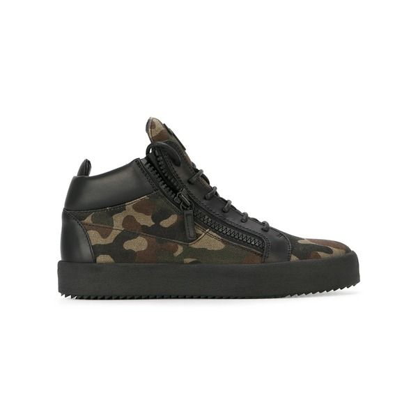 Giuseppe Zanotti Design Keith hitop sneakers