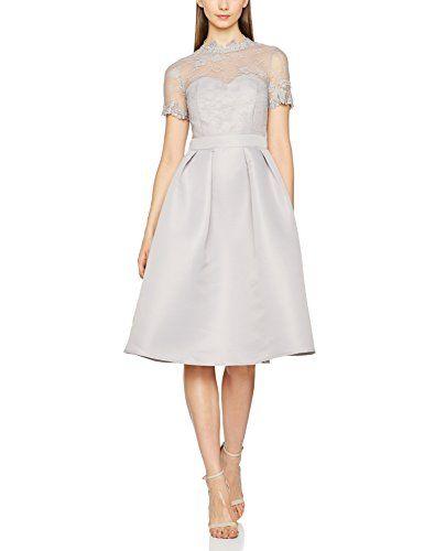 Little Mistress Women\'s Lace Dress, Grey (Grey), 10 Littl... https ...