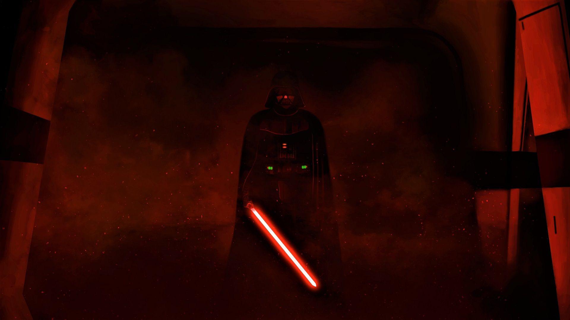 Darth Vader People Star Wars Artwork Lightsaber Star Wars Villains Wallpaper No 600016 W Star Wars Wallpaper Darth Vader Wallpaper Hd Wallpaper