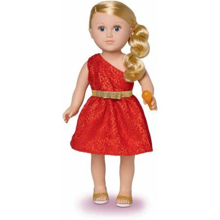 "My Life As 18"" Pop Star Doll - Walmart.com"