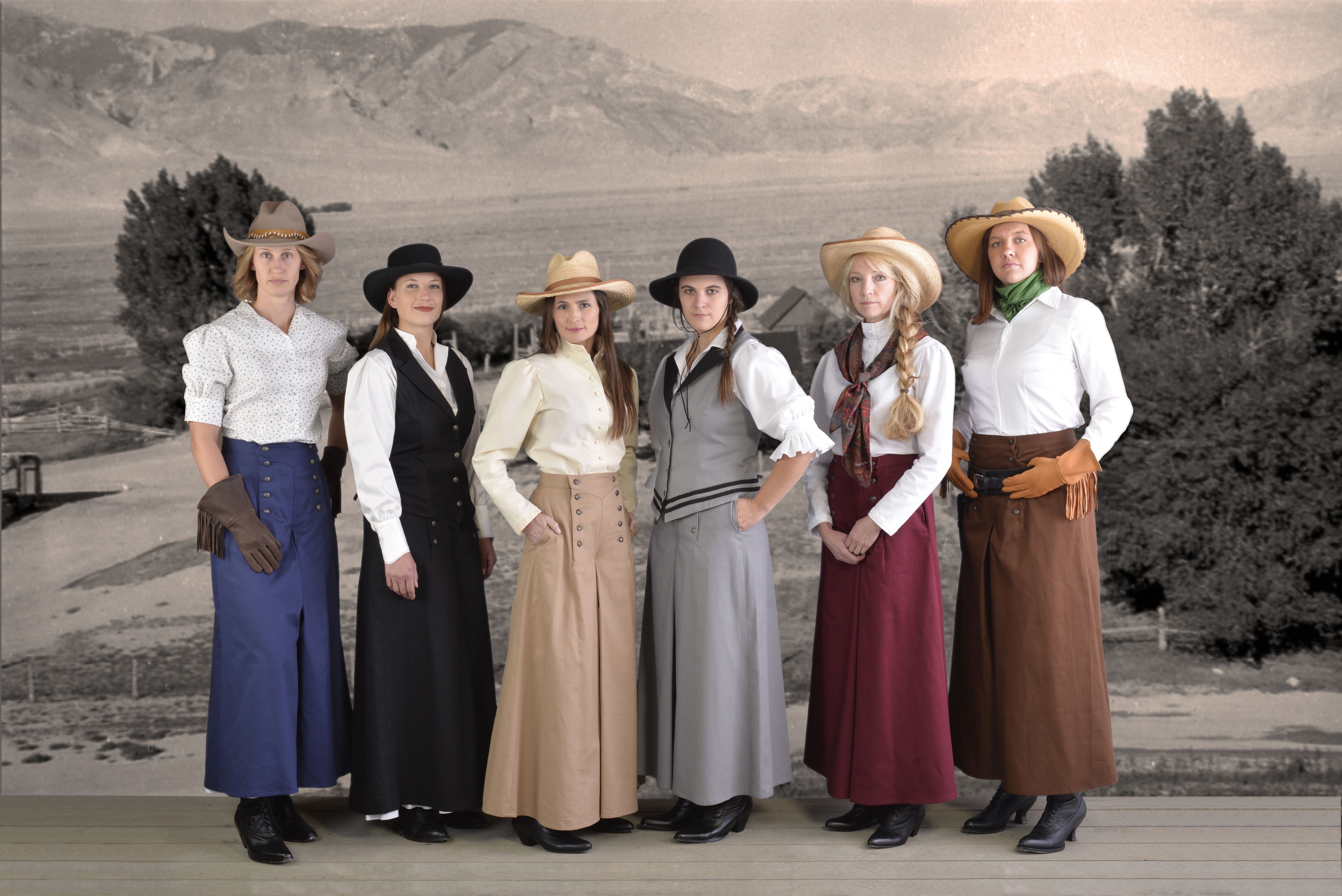 35d67cca6278 Classic Old West Clothing Made in USA   1800s in 2019   Western ...