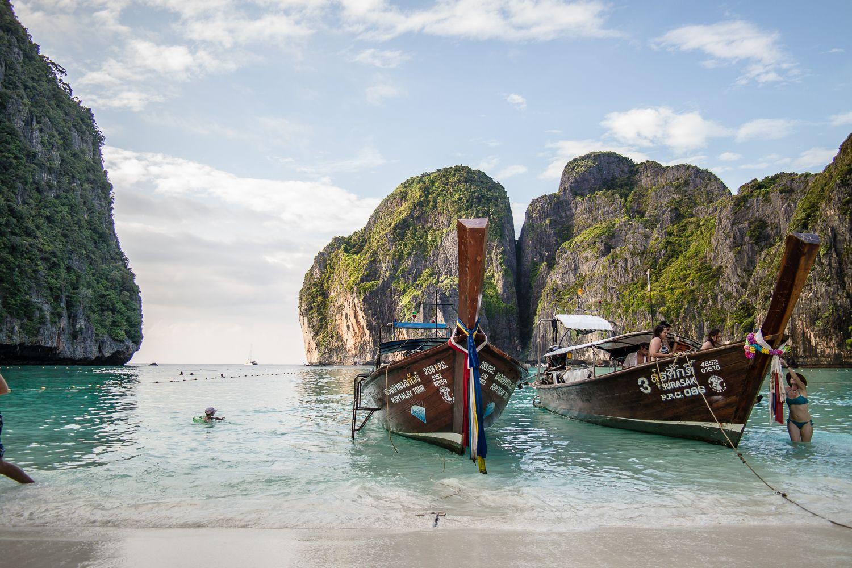 Thailand Maya Bay