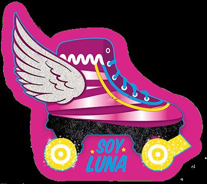 Resultado De Imagen Para Soy Luna Rollerskate Logo Soy Luna Logo Soy Luna Soy Luna Cake