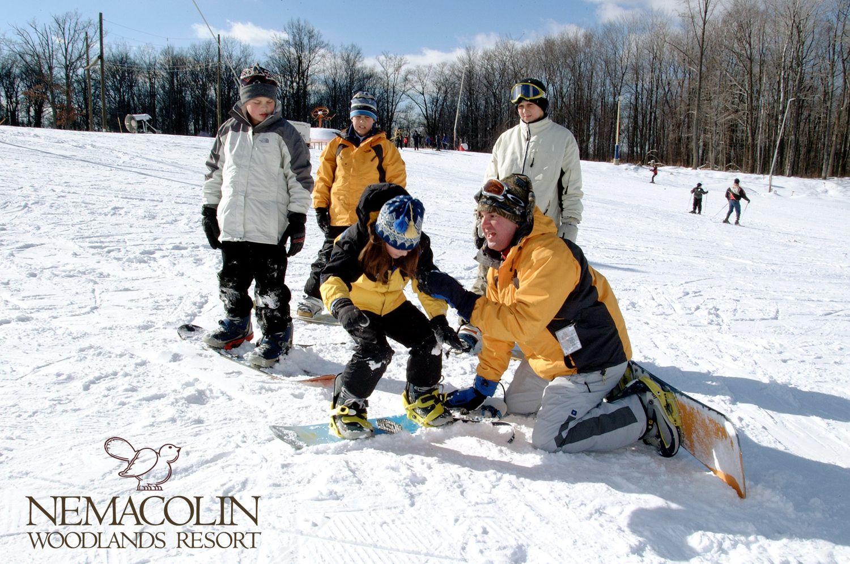 Nemacolin Woodlands Resort Mystic Mountain Adventure Center North America