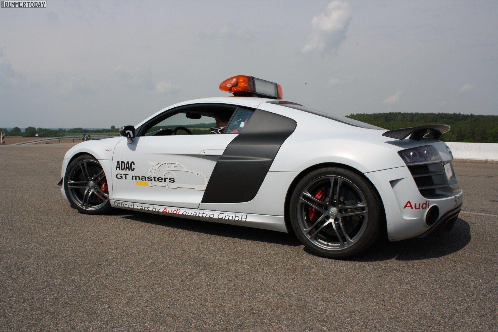 ADAC GT Masters-2011-safety-car Audi R8