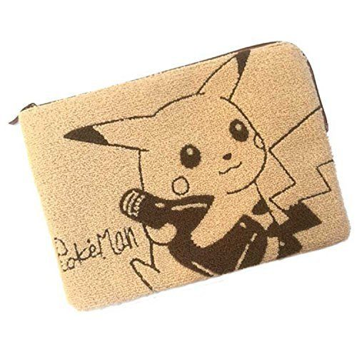 The Pokemon Center released a line of Pikachu merch called Sepia Graffiti -