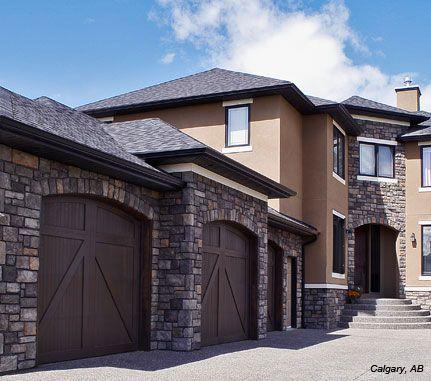 Home Exterior San Francisco Cobblefield Cultured Stone