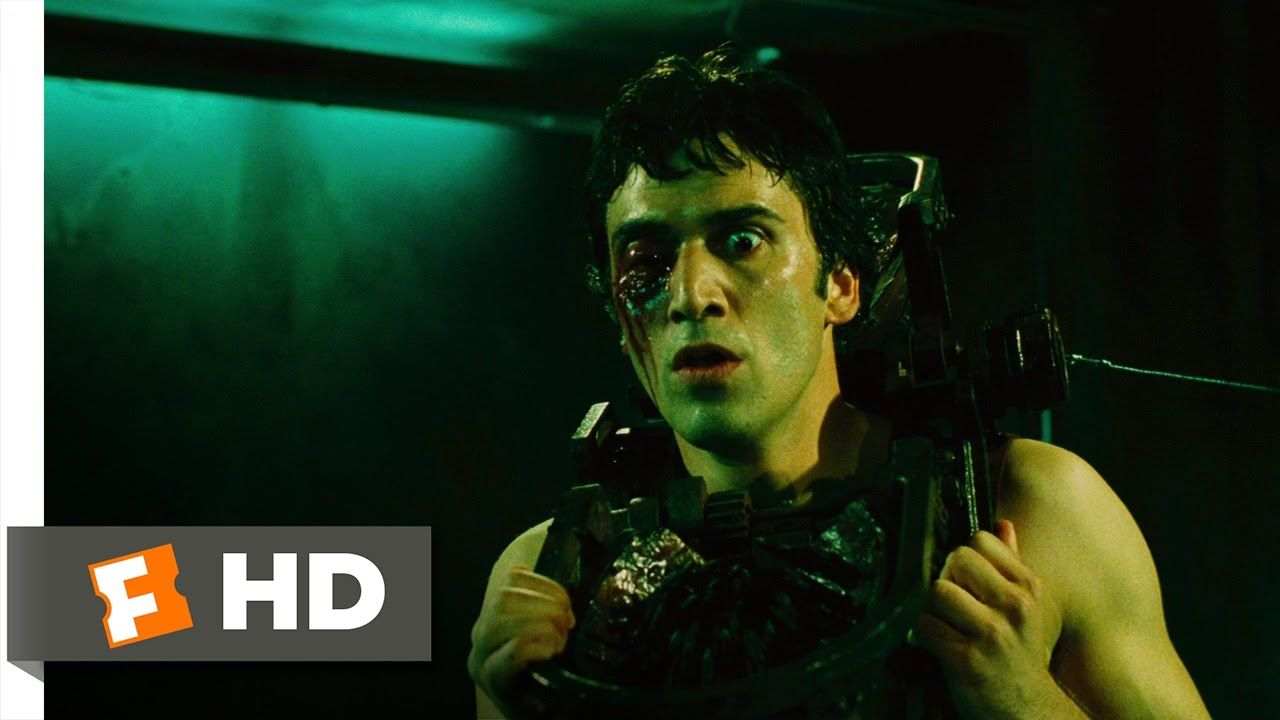 Saw 2 (1/9) Movie CLIP - Venus Fly Trap (2005) HD | dark vaders