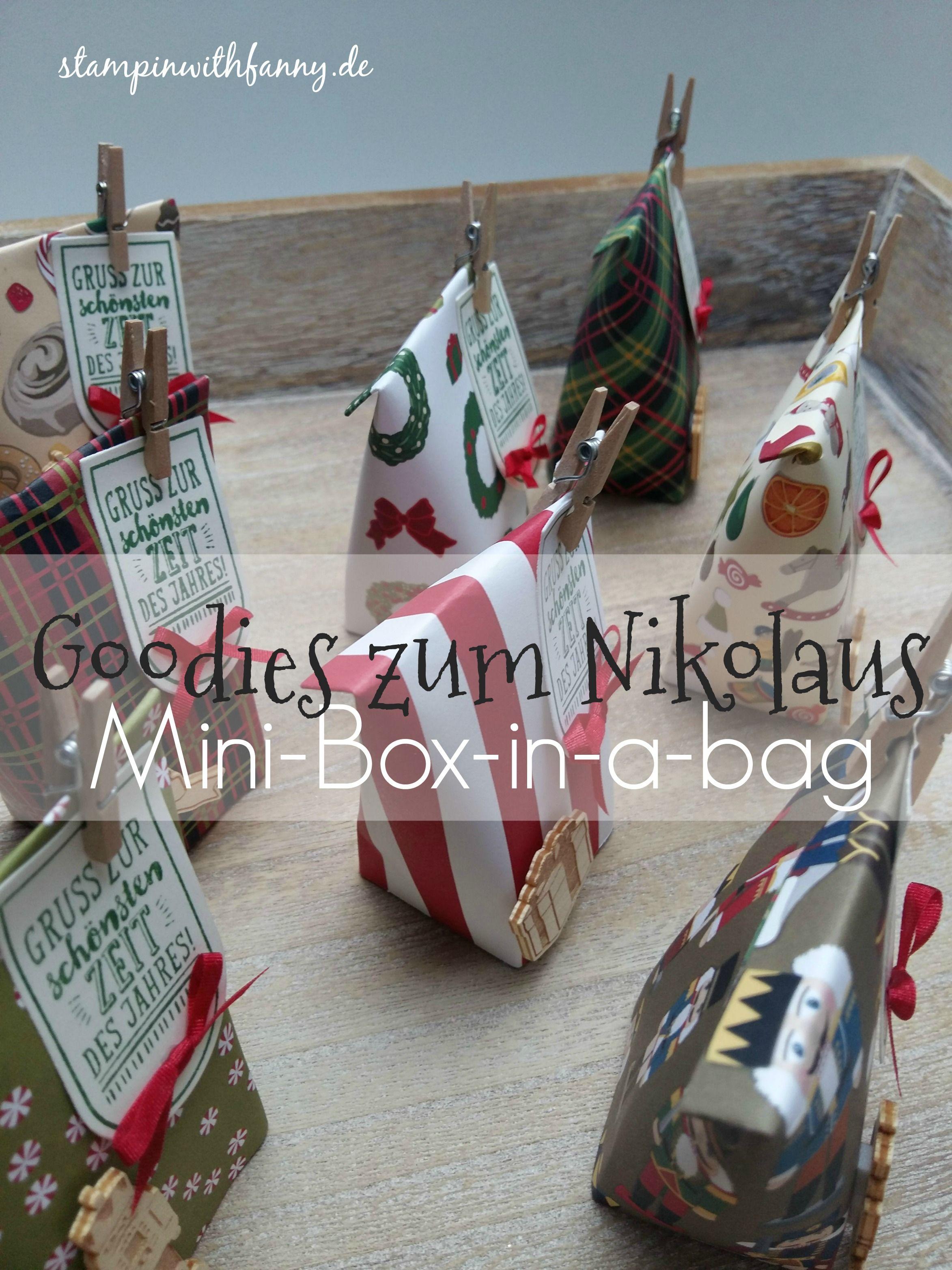 satmpinwithfanny stampin up weihnachten ANLEITUNG christmas goo s