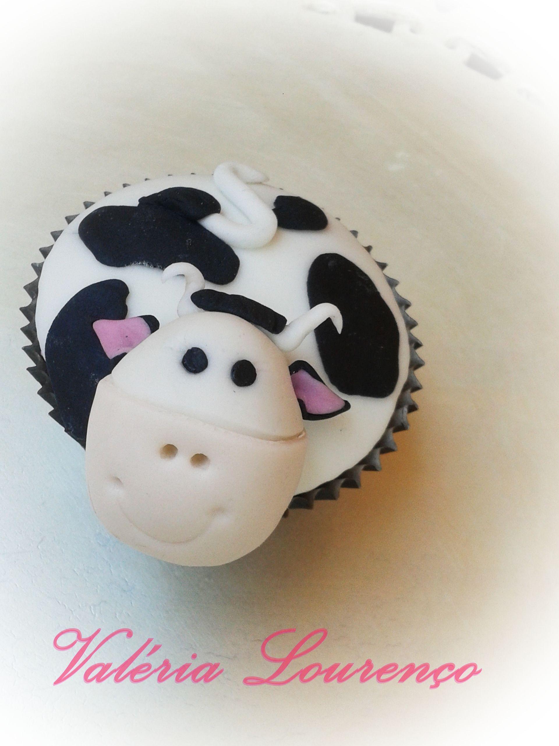 Cupcake Vaquinha