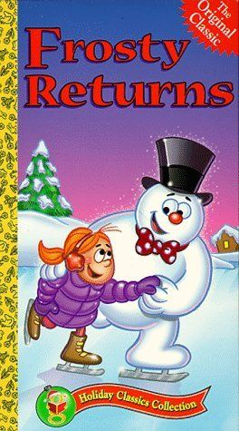 Frosty Returns Christmas giveaways, Holiday movies and Movie