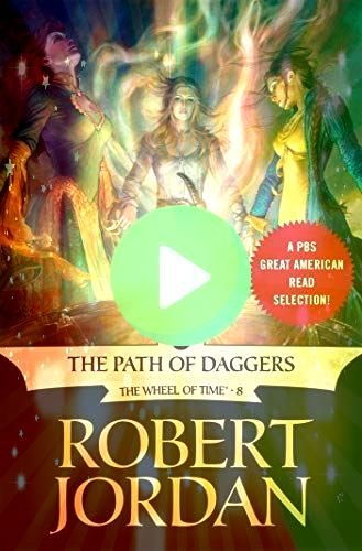 Path of Daggers Book Eight of The Wheel of Time This 22 x 28 poster features the iconic map of Randland from The Wheel of Time series painted by Elissa Mitchell Robert Jo...