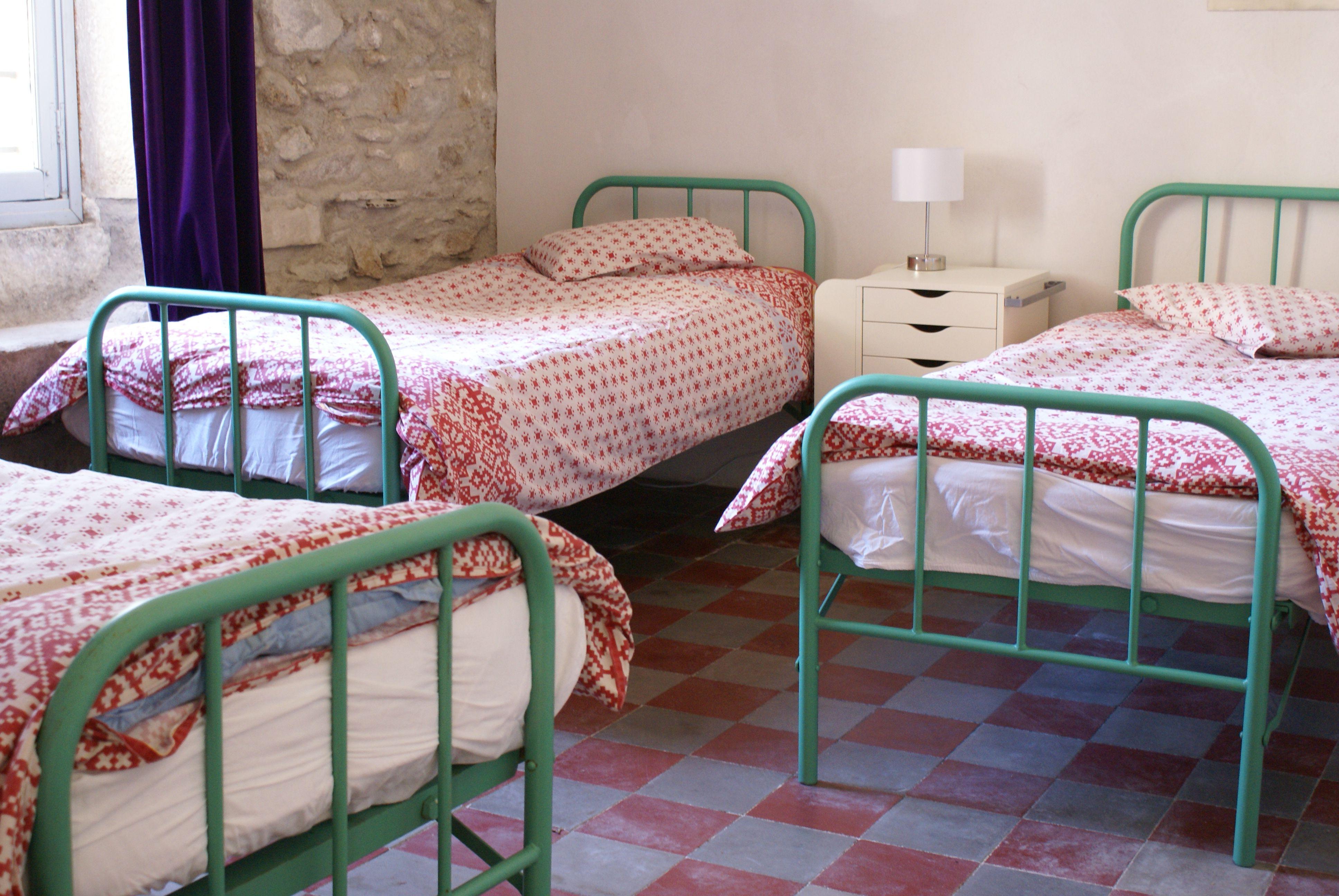 lits de colonie de vacance