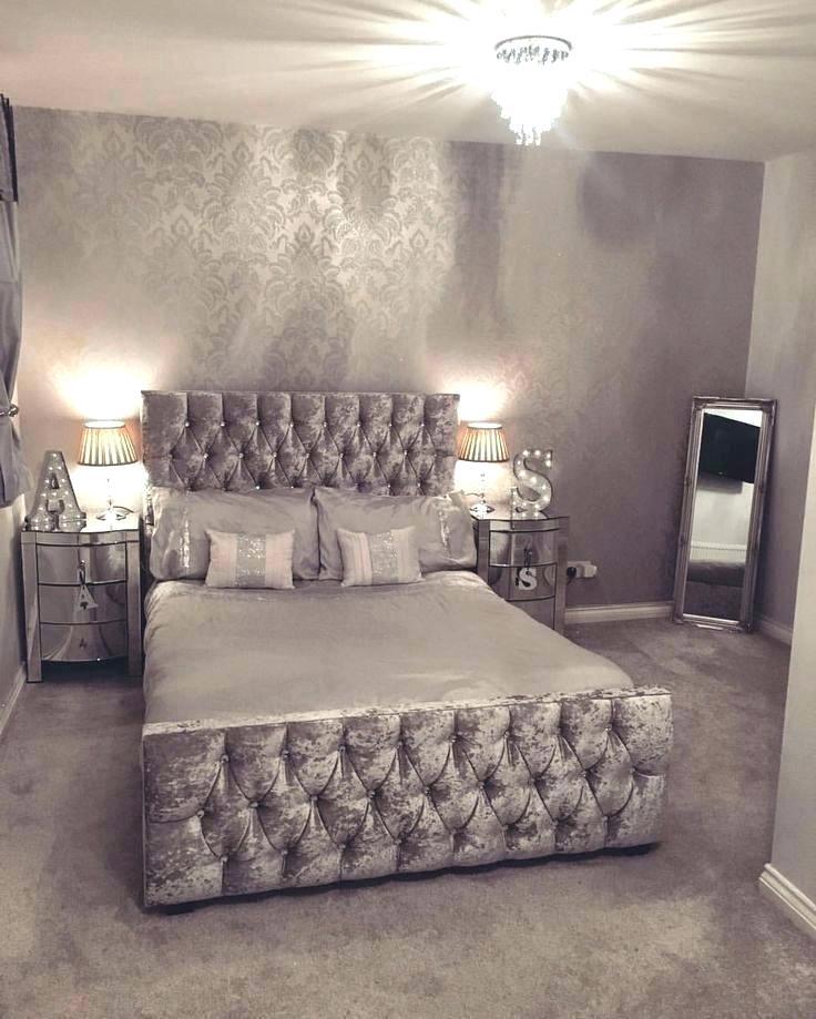 Glitter Paint Room Ideas Rose Gold Bedroom Wallpaper Stunning The