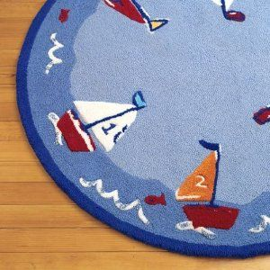 Nautical Rug For Preston Mcgee Mcgee Javorka The Quot Buzz