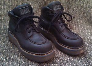 Dr Martens Euro Thug Work Boots Size 6 Thick Soles | eBay