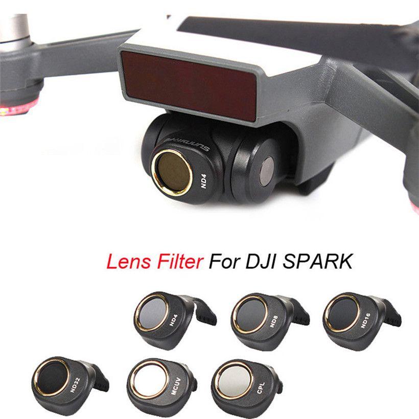 Фильтр nd4 spark в наличии сменные винты к дрону mavic air
