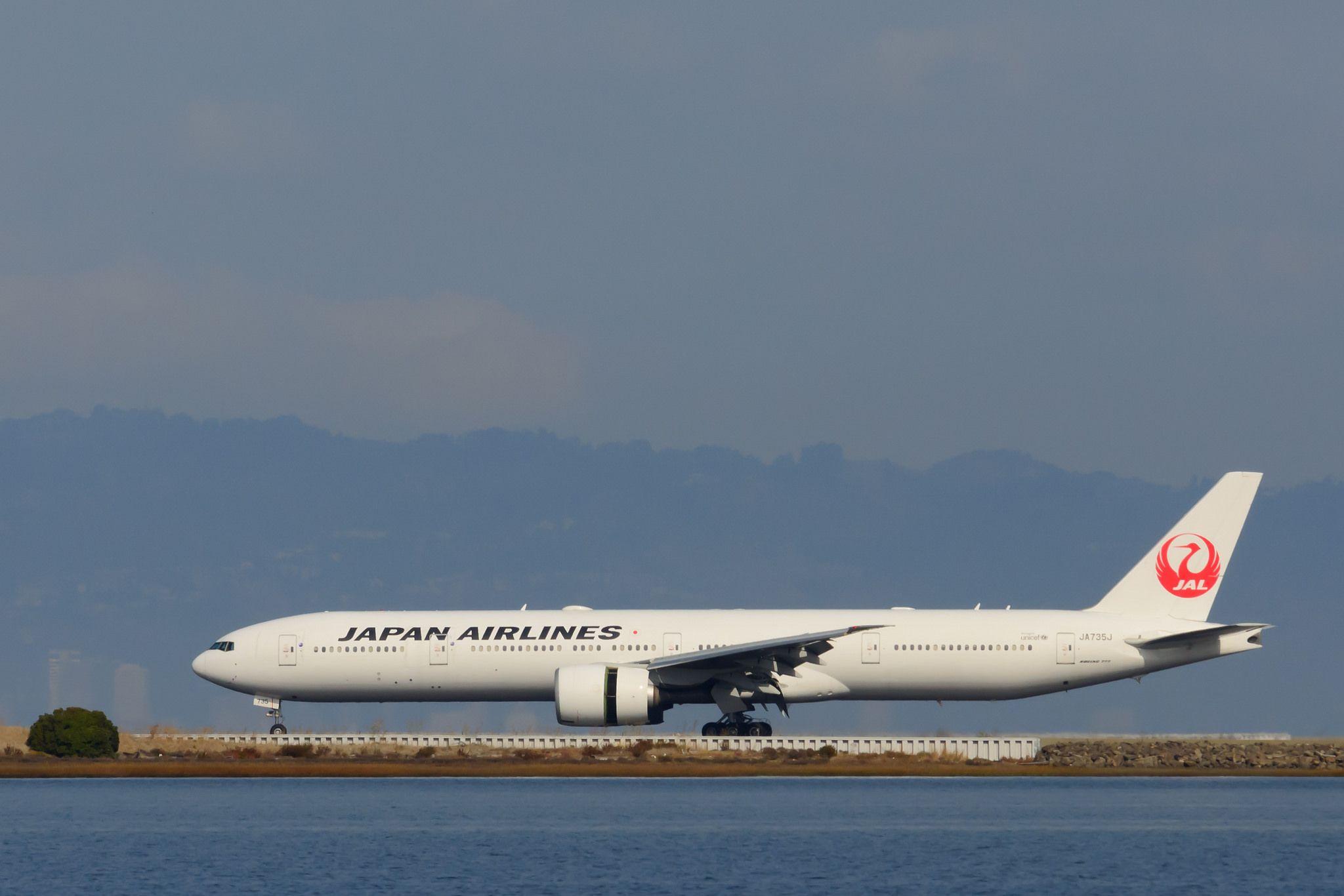 JA735J imagens) Aeronave