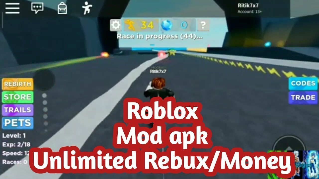 Roblox Mod Apk Unlimited Robux New Version 2020 Youtube Roblox 2020 Roblox Roblox Online Games Roblox
