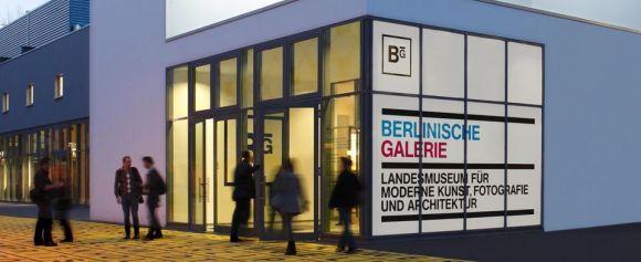Berlinische Galerie Visitberlin De En Architecture Berlin Lovers Art