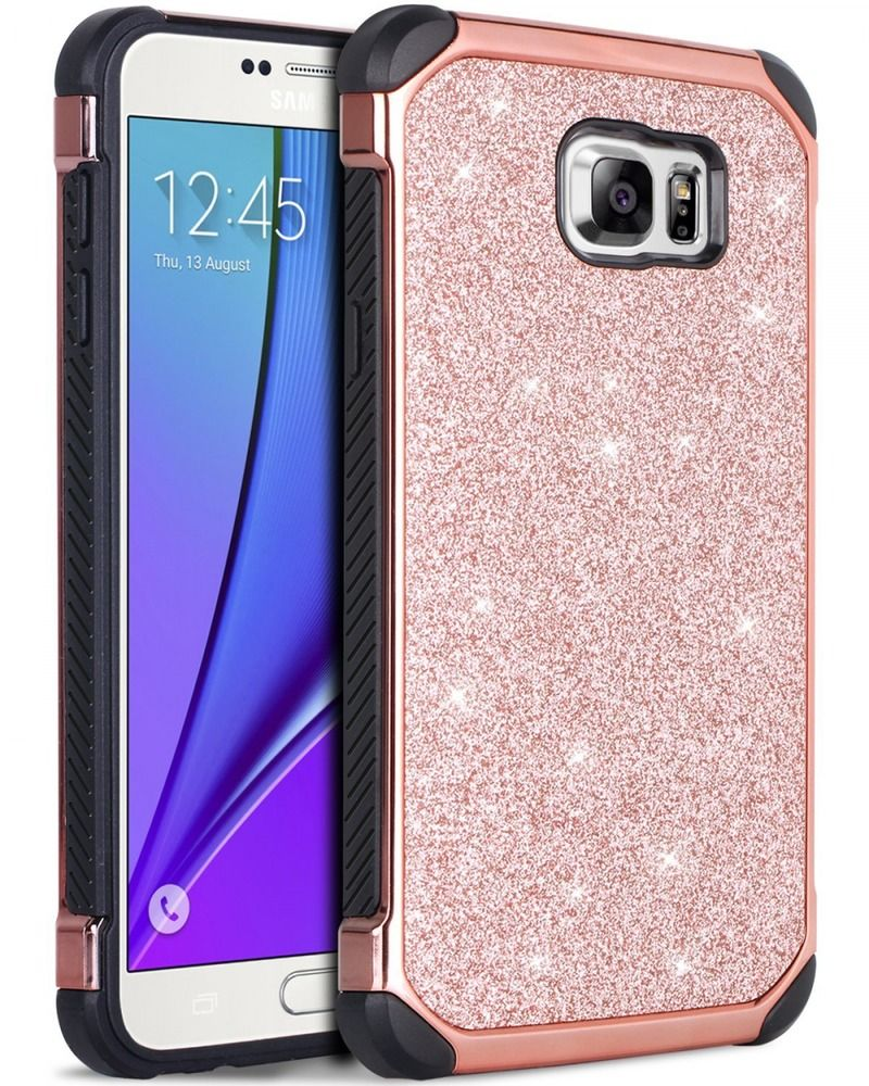 Galaxy Note 5 Case Note 5 Case, BENTOBEN 2 in1 Glitter Luxury Bling Fast US SHIP #BENTOBEN
