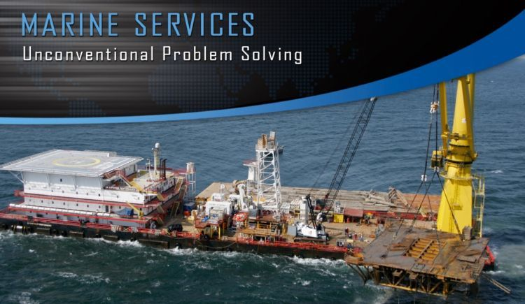 For Sale: Crane Barge Superior Performance located USA Gulf area