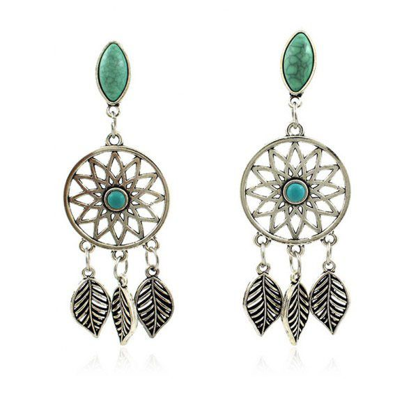 Artificial Turquoise Leaves Bohemian Earrings ₱330.00  Product link: http://www.thefunstuffshop.com/product/artificial-turquoise-leaves-bohemian-earrings/  #thefunstuffshop #onlineshop #shopping #hotdeals #greatdeals #women #jewelry #Bohemian #accessories