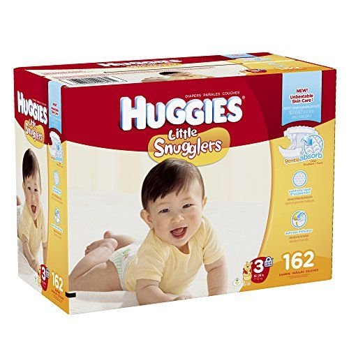 Size Charts For Pampers, Huggies