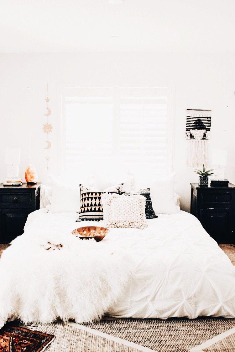 P I N T E R E S T Maggie875 Chic Bedroom Decor Home Decor Bedroom Simple Bedroom