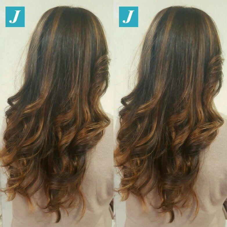 Illumina i tuoi capelli con il Degradé Joelle #cdj #degradejoelle #tagliopuntearia #degradé #igers #musthave #hair #hairstyle #madeinitaly