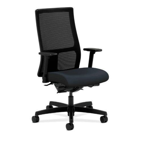 HON Ignition Mid-Back Mesh Task Chair in Navy
