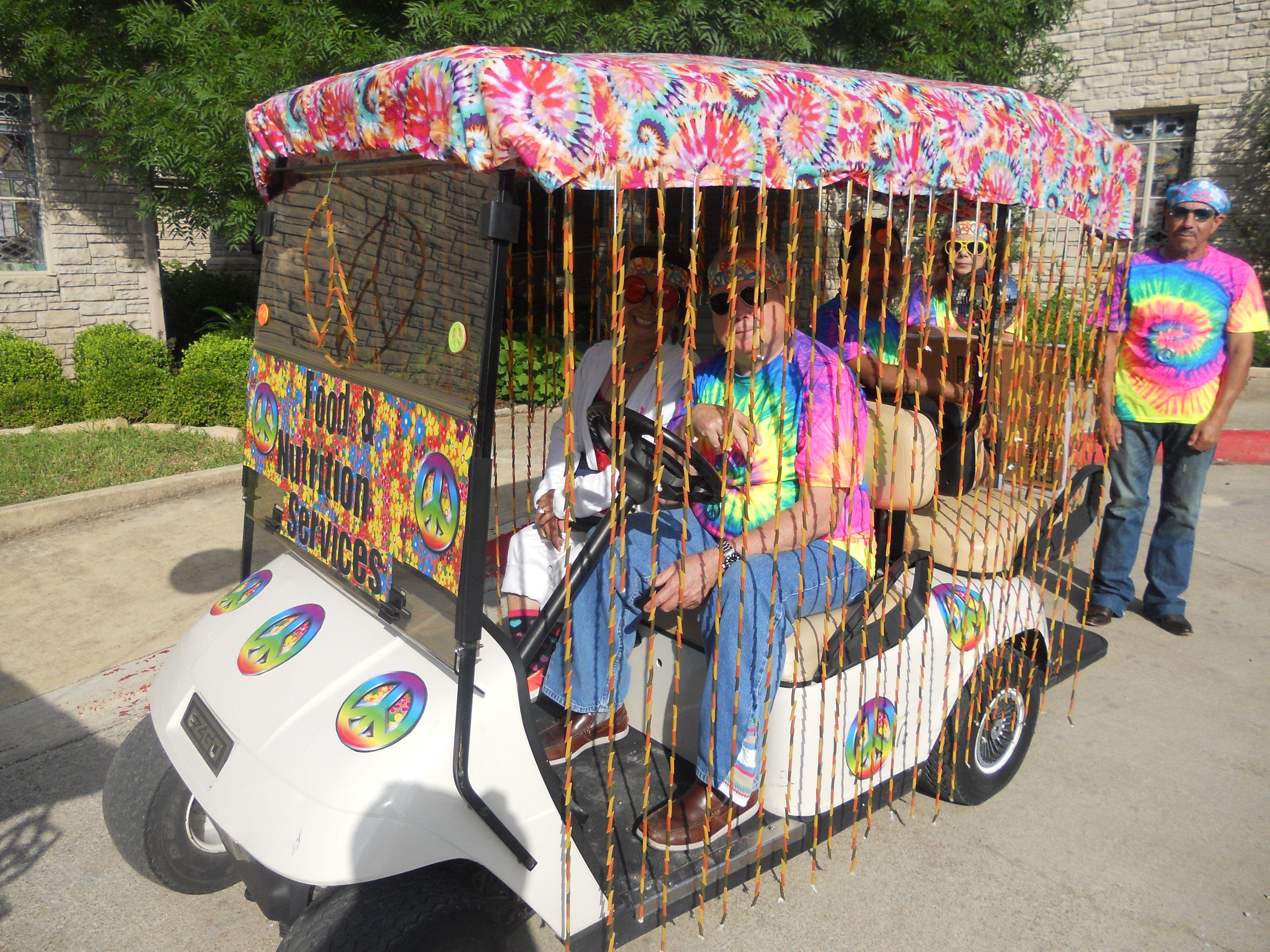 La Ha Golf Cart Float Golf Carts Golf Golf Theme