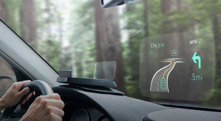 Reimagining In-Car UX Pt 1: Instrument Clusters | Head up display, Cool car  gadgets, Car gadgets