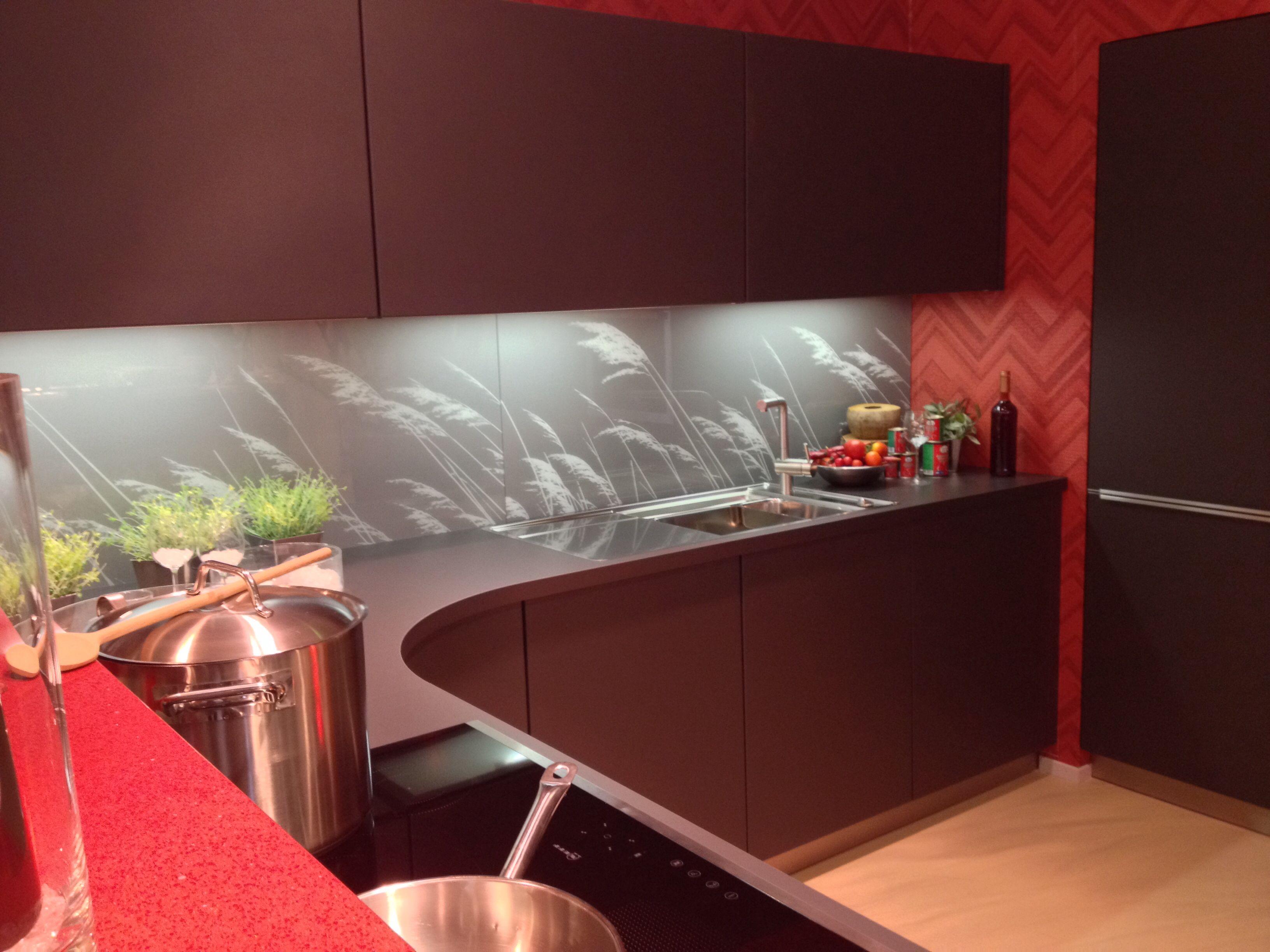 Küchenrückwand Klebefolie ~ Besten küchenrückwand bilder auf farbiges glas