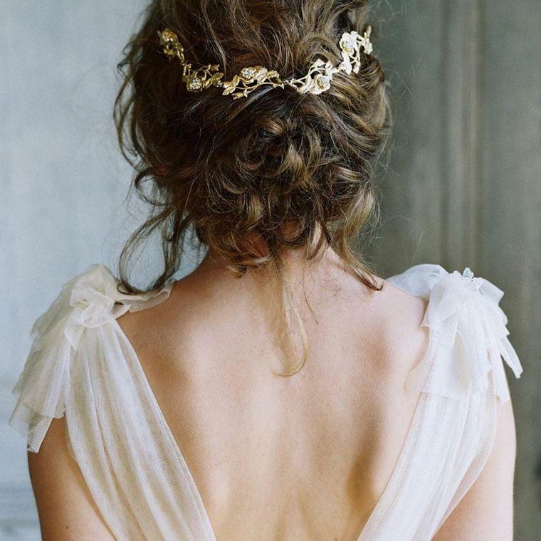 Colore capelli sposa