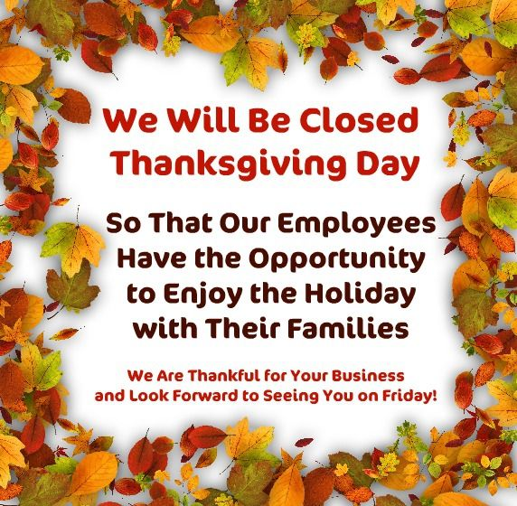 image relating to Closed for Thanksgiving Sign Printable titled I Particularly Miss out on This \