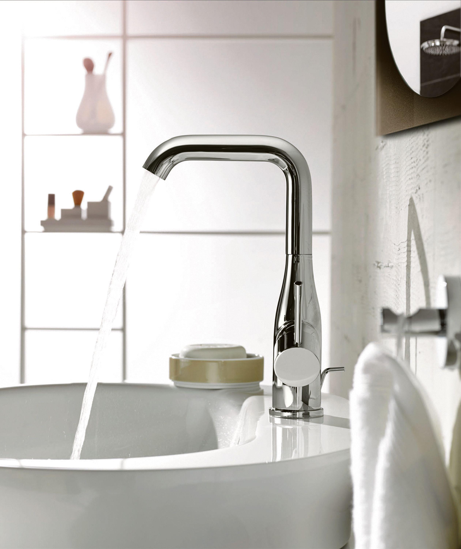 25 Designtrends Essence Grohe Eine Wohltat Fur Das Auge Das Reduzierte Design Der Kollektion Essence Badezimmer Armaturen Bad Waschtischarmatur