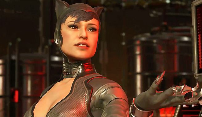 Injustice 2 Tier List Ranking Every Character From Most To Least Competitive Catwoman Injustice Injustice 2