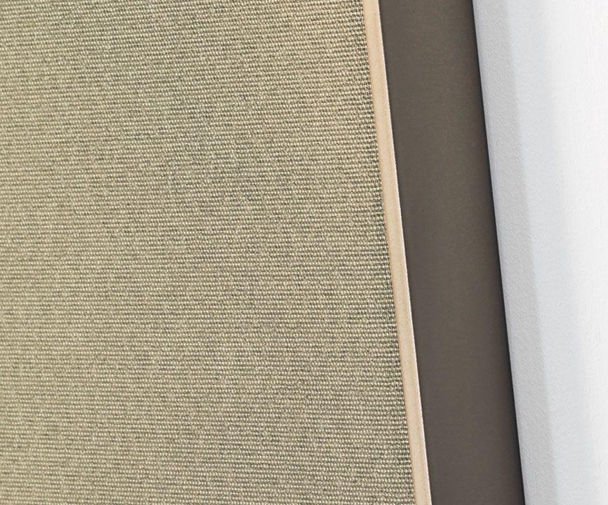 profil pour panneaux acoustiques muraux souples renosound de texdecor solutions acoustique. Black Bedroom Furniture Sets. Home Design Ideas