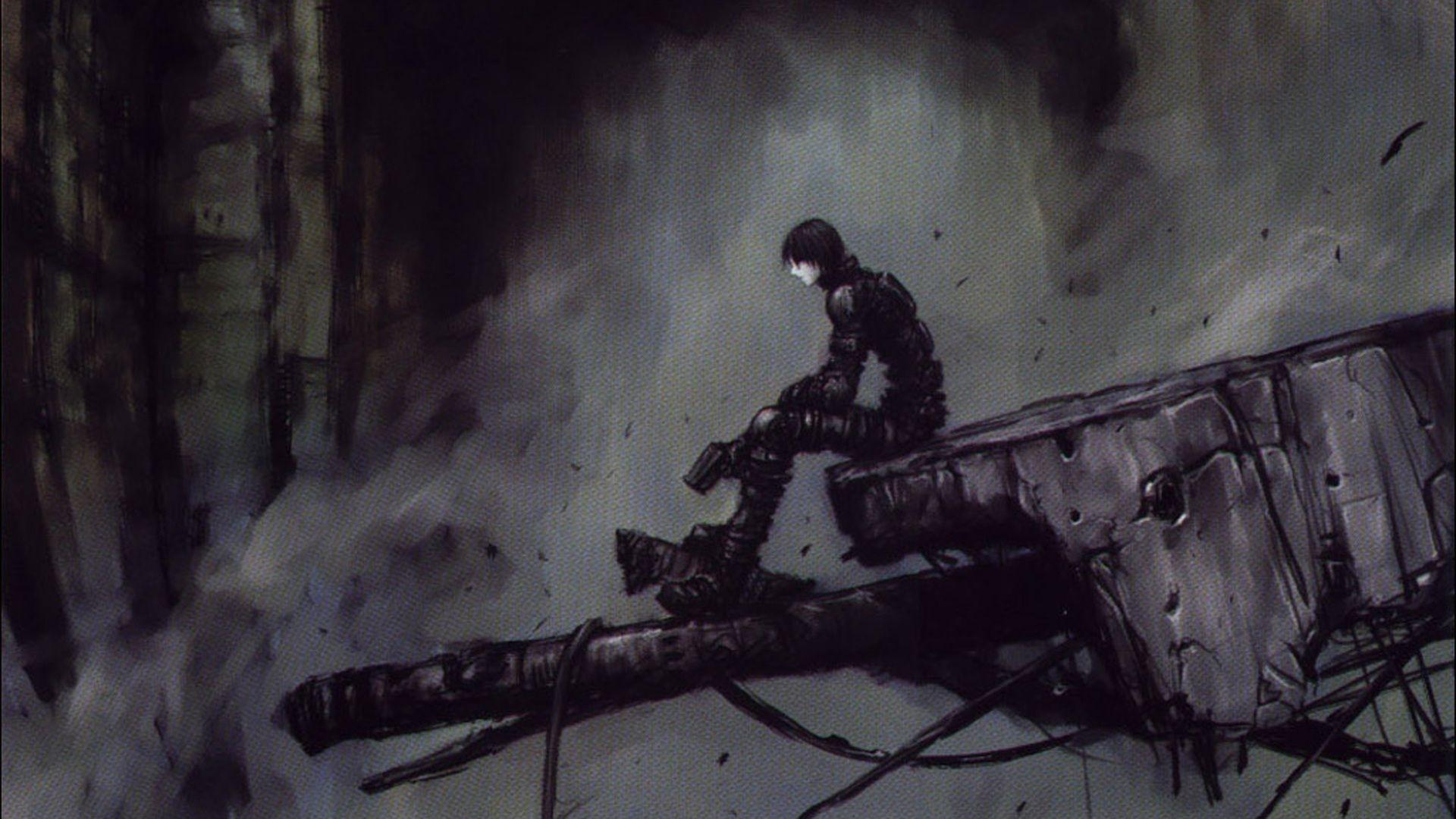 Anime Blame Dark Manga Anime Wallpaper Mononoke