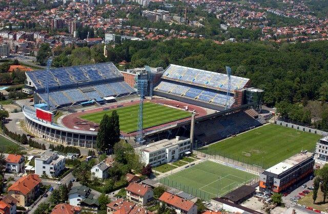 Stadium Maksimir Zagreb Football Stadiums Stadium Zagreb