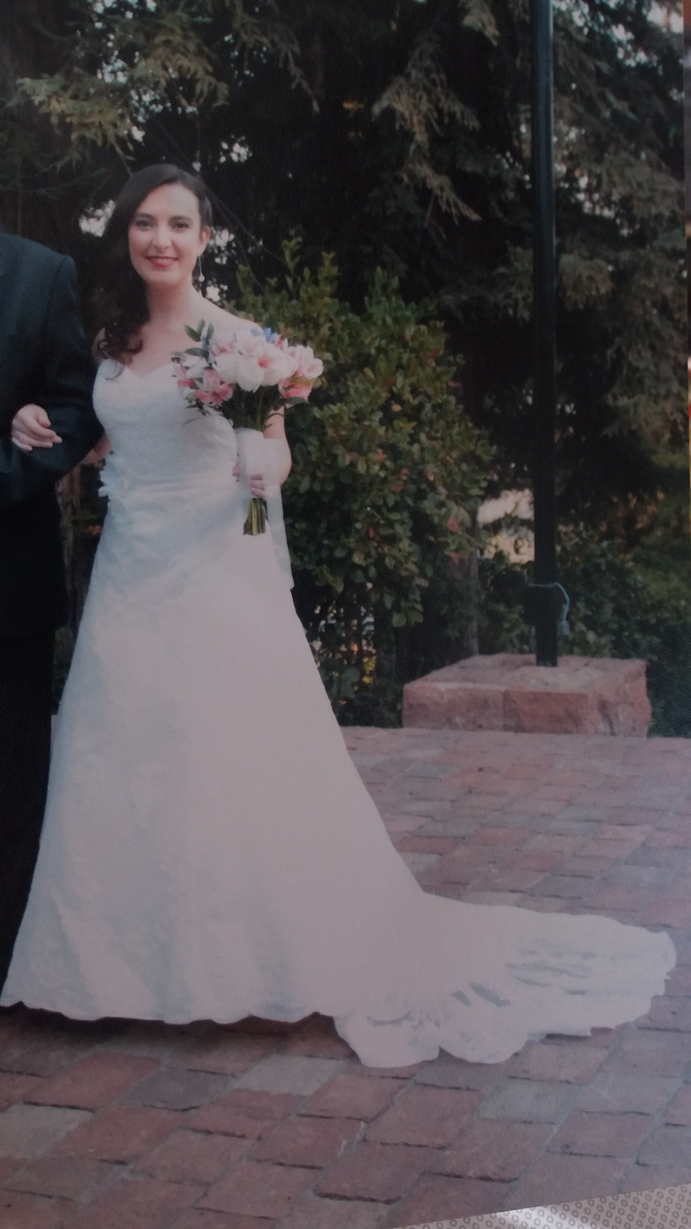 Vestido de Novia Novias Mint ¡Hermoso y muy cómodo vestido de novia ...