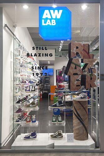 AW LAB Modena | Lab, Retail design, Design
