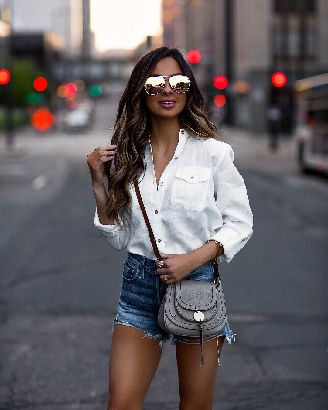 """46054991dd87 Maria Vizuete (Mia Mia Mine) on Instagram  """"Summer staples.    Talking  about my must-have summer pieces on my blog today with  macys and   tommyhilfiger ."""