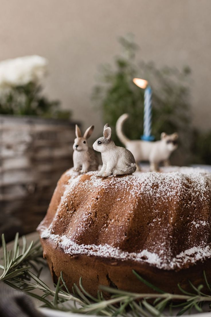 Schnell, einfach und stilvoll: Ein Gugelhupf zum ersten Geburtstag - Mini & Stil