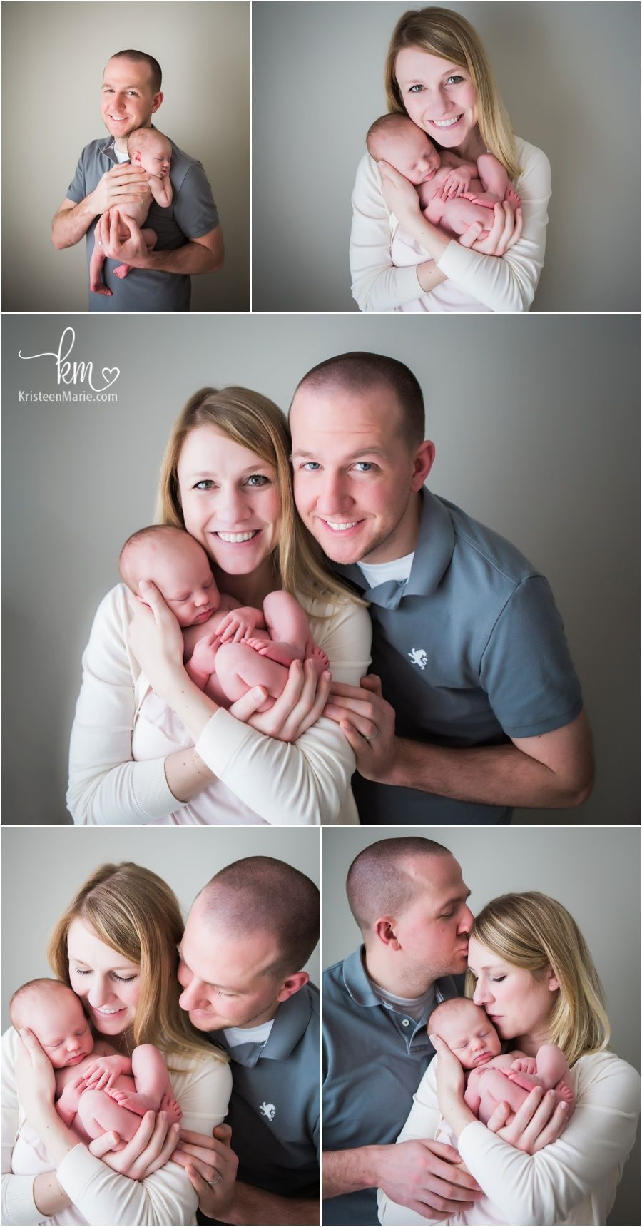 Family pictures with newborn baby family newborn photography posese