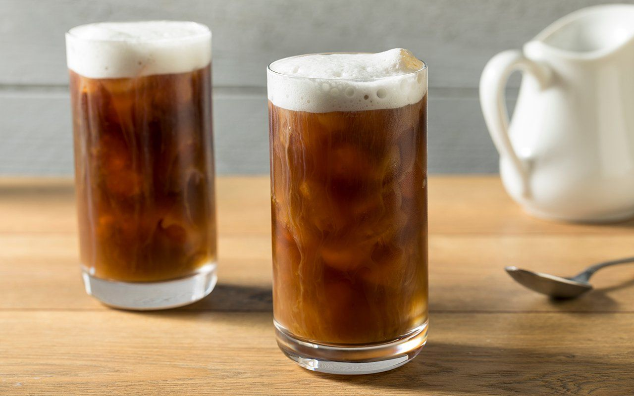 This Cold Foam Cold Brew Is What You Needed, Like