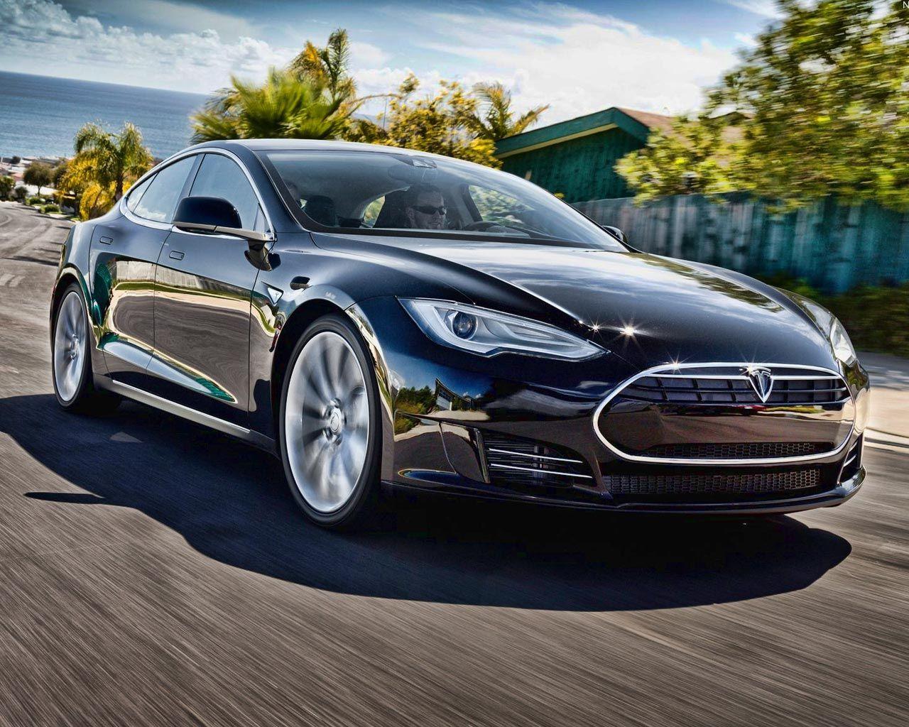 Tesla Model To Be Revealed In March With Mile Range - 2013 tesla model s range