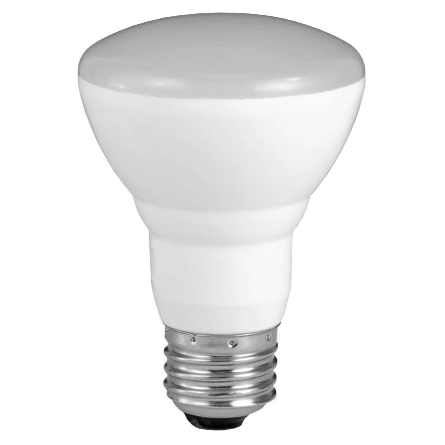 Shop Sylvania Ultra 7 Watt 50w Equivalent 2700k R20 Medium Base E 26 Soft White Dimmable Indoor Led Flood Light Bulb E Light Bulb Bulbs Energy Flood Lights