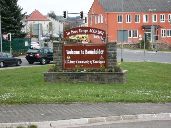 Photos Of Baumholder Germany Army Base Military Training